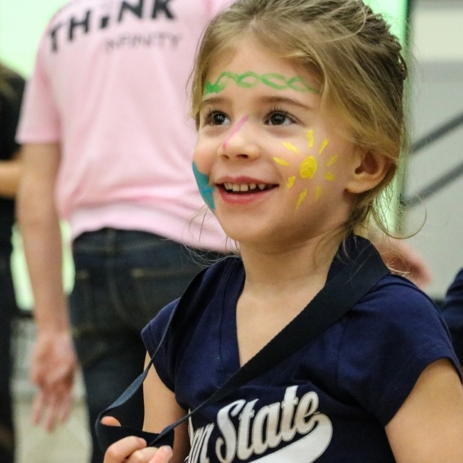 THON Celebrates Annual Family Carnival
