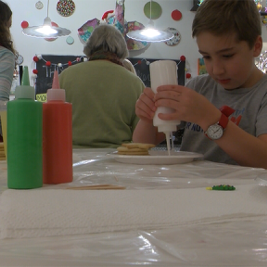 The Makery Celebrates the Season with Holiday Workshops