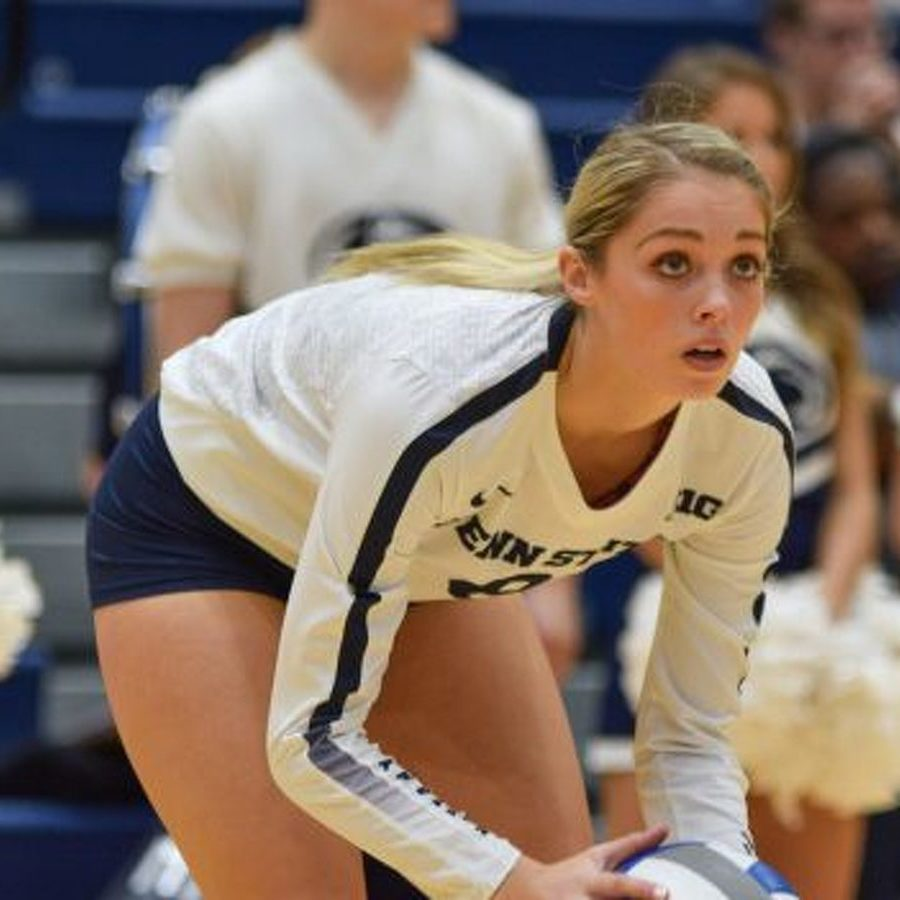 Penn State Volleyball Legacy Lainy Pierce Writing Her Own Story