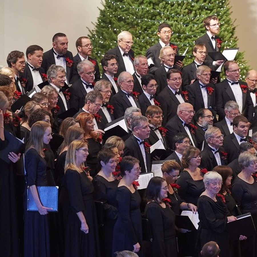 Choral Society Christmas Concert to Benefit Food Bank