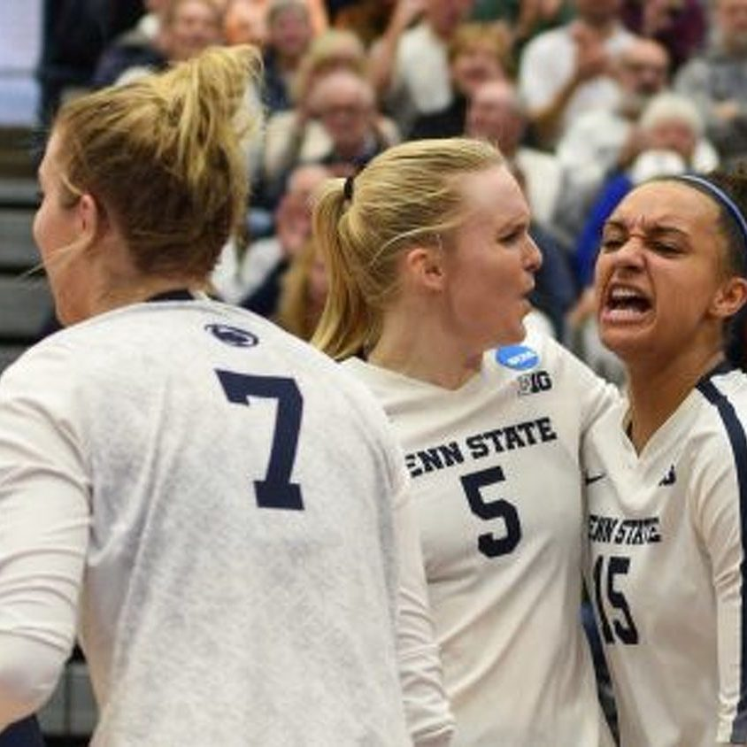Penn State Women's Volleyball Headed to Final Four