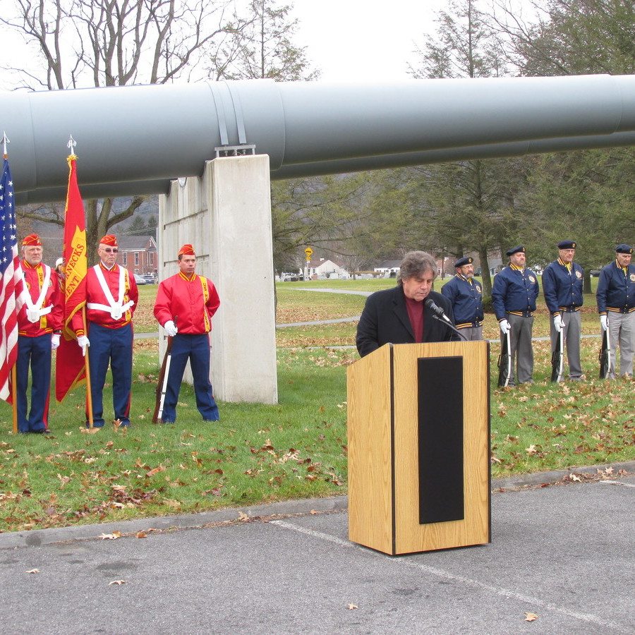 Boalsburg Ceremony commemorates Pearl Harbor attack