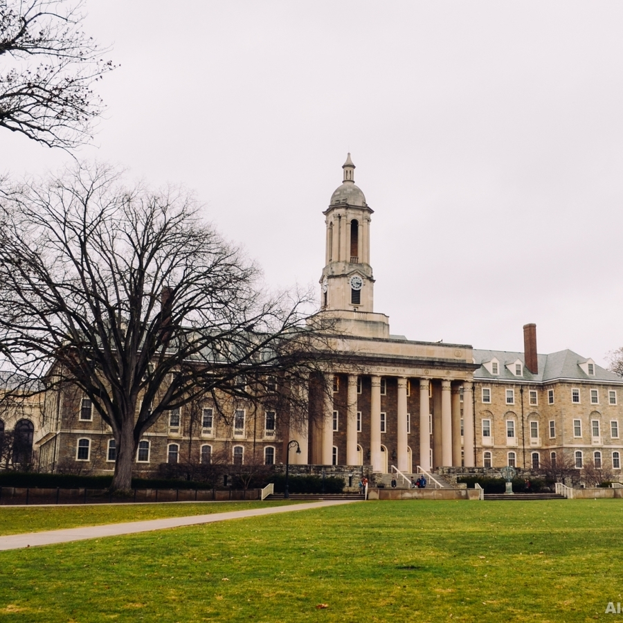 Penn State 'Disappointed' with Conclusions of Grand Jury Report on Fraternities