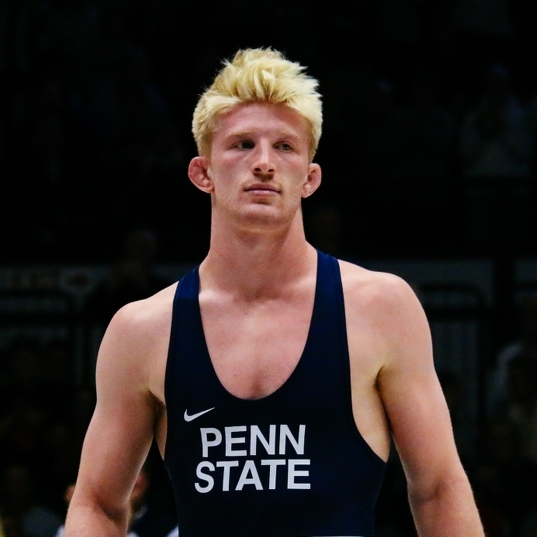 No. 1 Penn State Wrestling Throttles Indiana