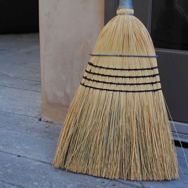 Sweep out the Old, Sweep in the New