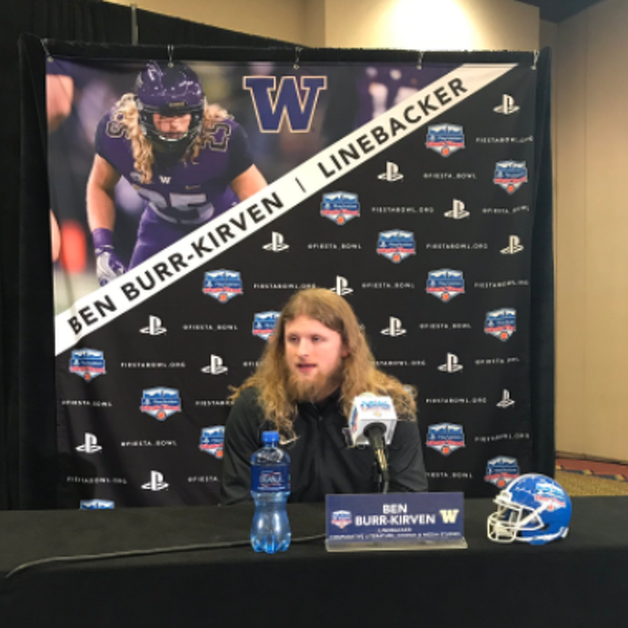 Bryce Love? Washington Players Think Barkley Might Be Better