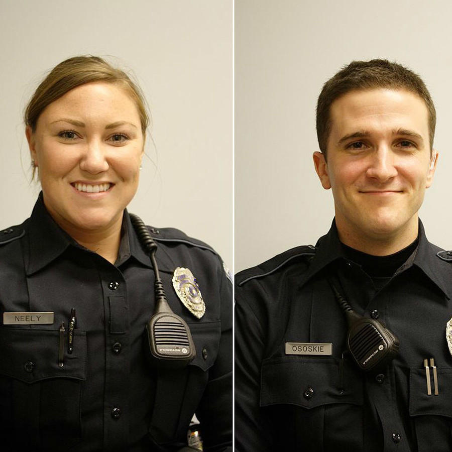 Ferguson Township Welcomes New Police Officers