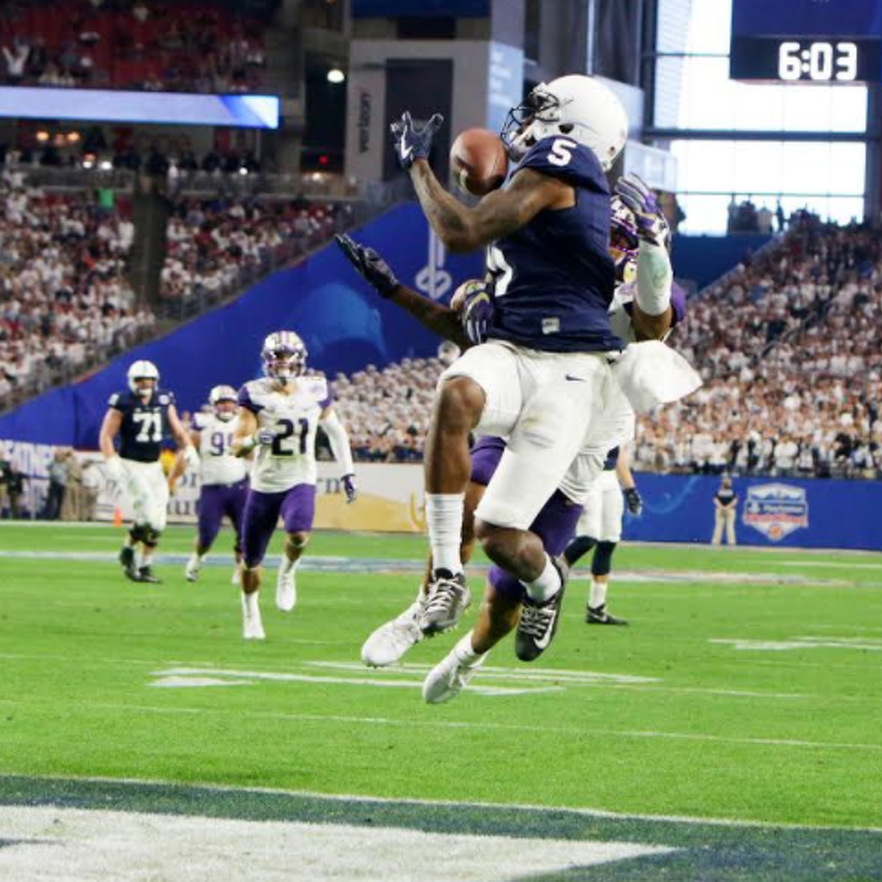 Penn State Football: Nittany Lions Finish The Job And Washington To Win Fiesta Bowl 35-28