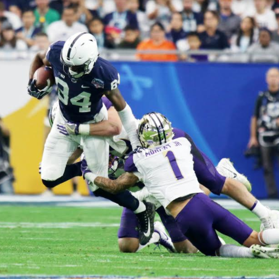 Penn State Football: Rahne Looks The Part And More In Debut
