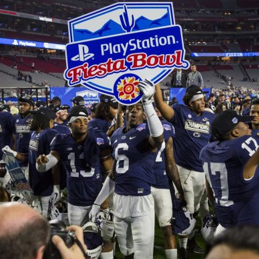 Penn State-Washington the Most Watched Non-Playoff Fiesta Bowl in CFP Era