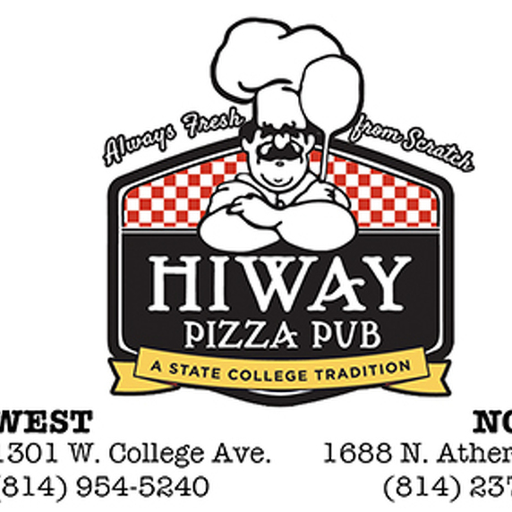 HiWay Pizza offer