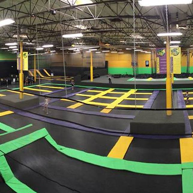 Summer Opening Targeted for Trampoline Park