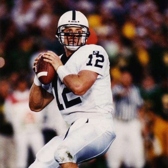 Penn State Football: Kerry Collins Named To College Football Hall Of Fame