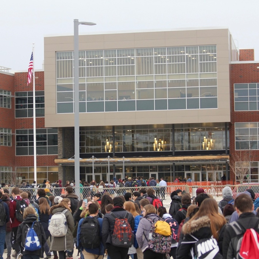 New State High Building Opens