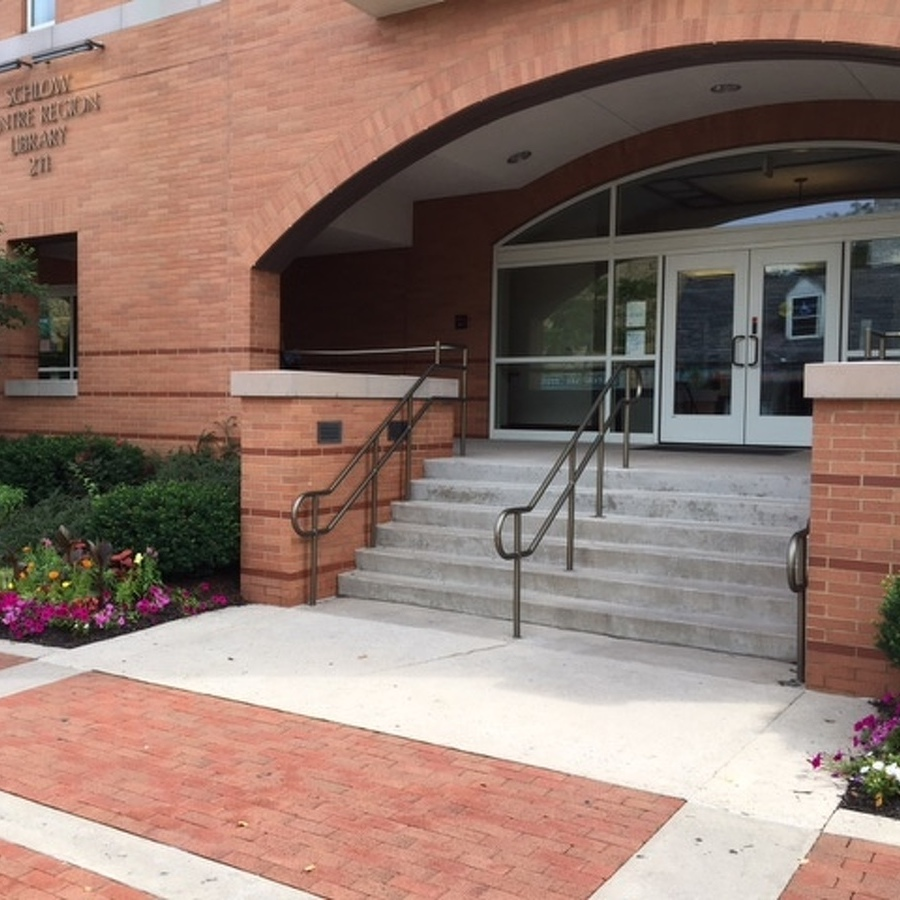 Schlow Library to Be Closed Again on Tuesday