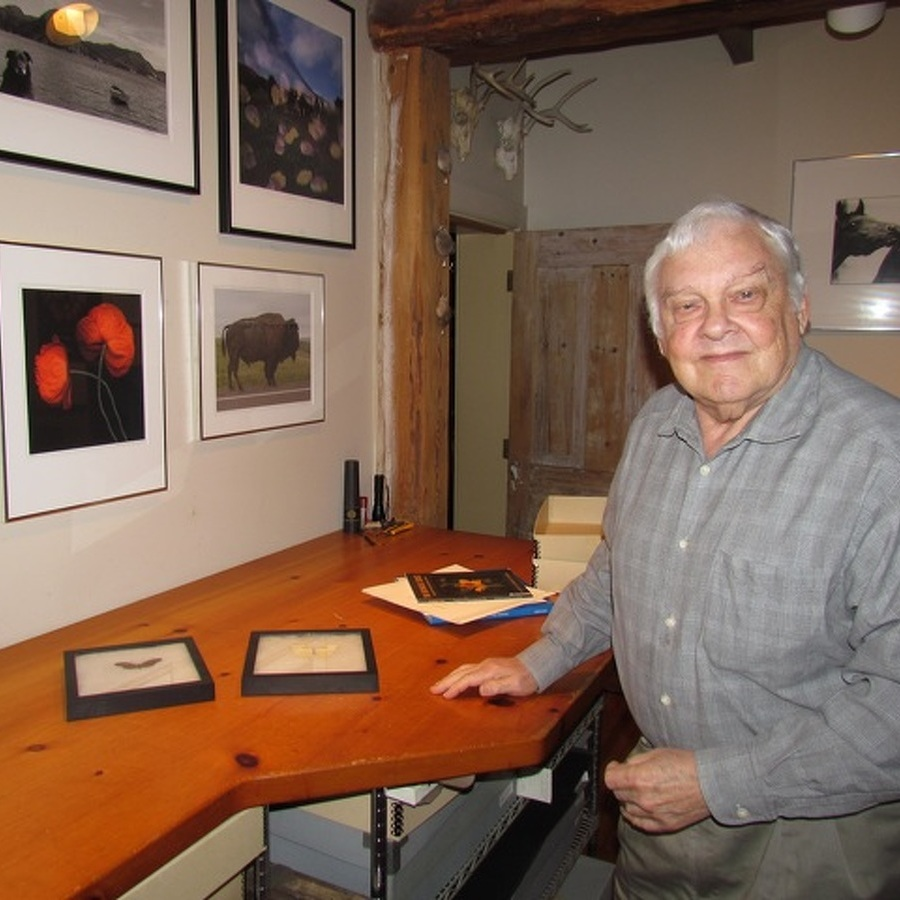 Artist of the Month: Gerald Lang Helped Build Penn State Digital Photography Program 'By the Skin of Our Teeth'