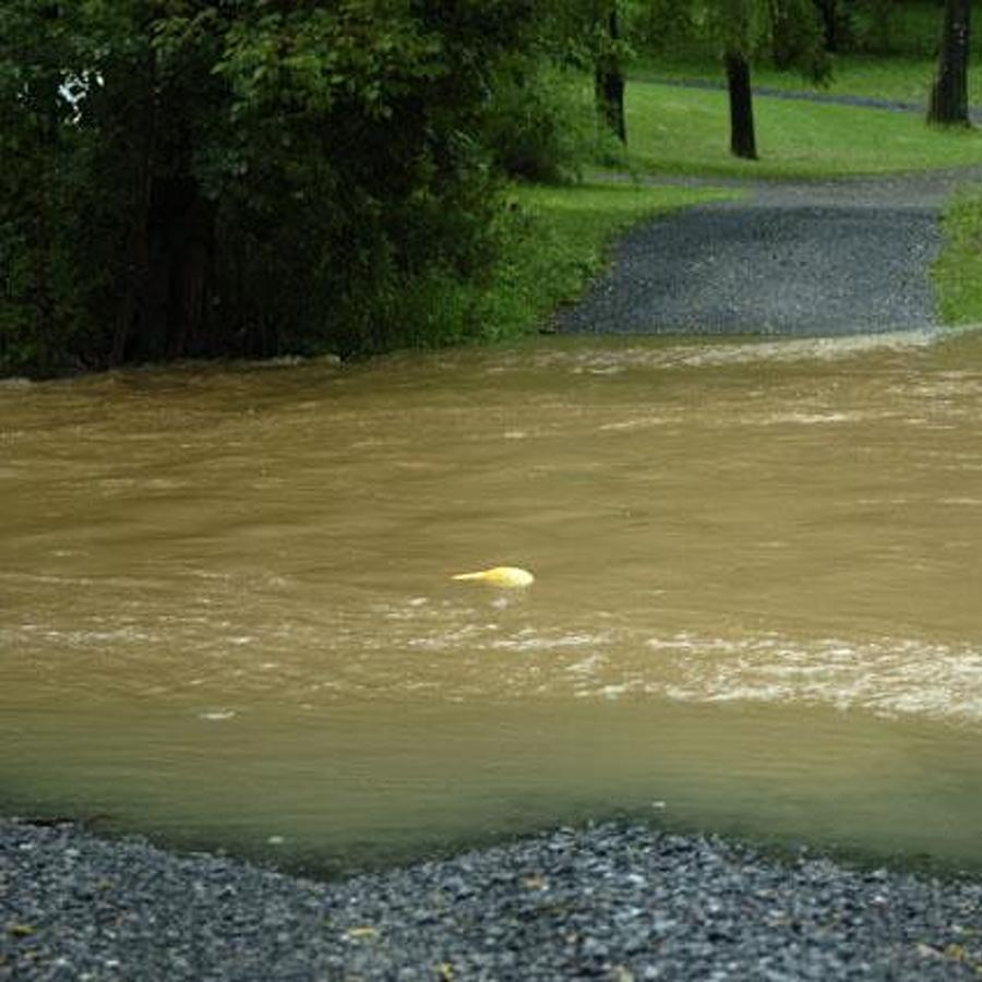 Flood Watch Issued with Rain, Brief Warm Up on the Way