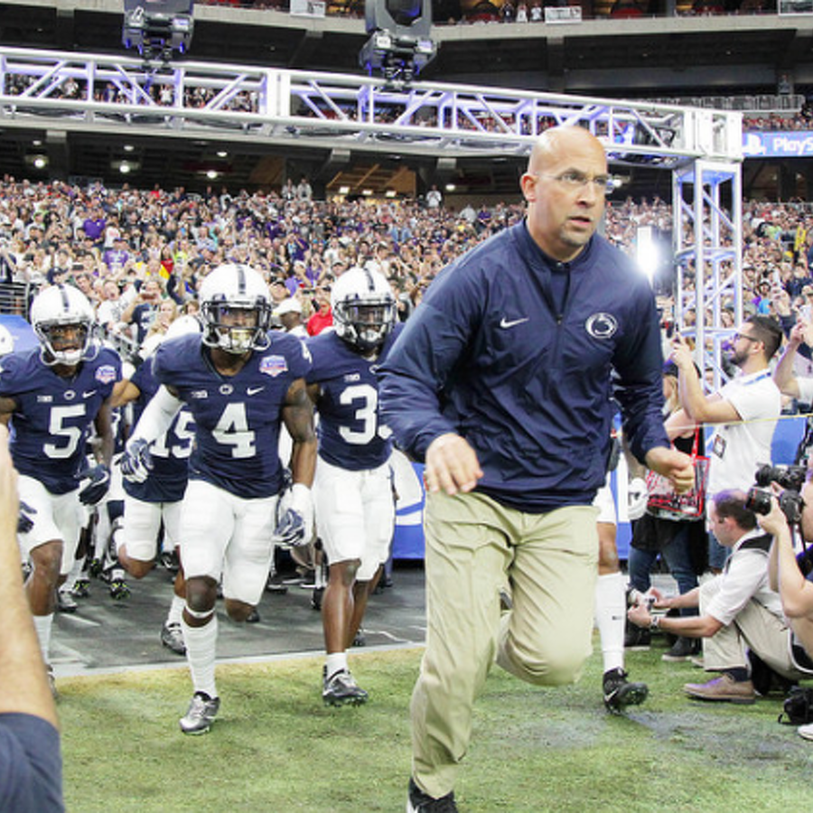 Penn State Football: Four Years Of Franklin