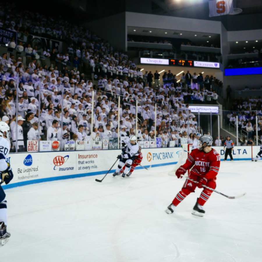Penn State Hockey: Plenty On The Line In Weekend Series Against No. 6 Ohio State