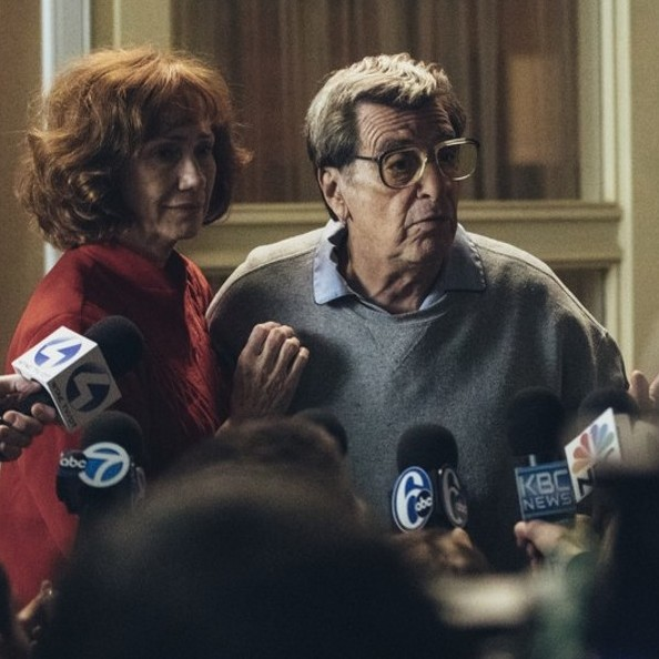 Al Pacino Weighs in on Playing Joe Paterno