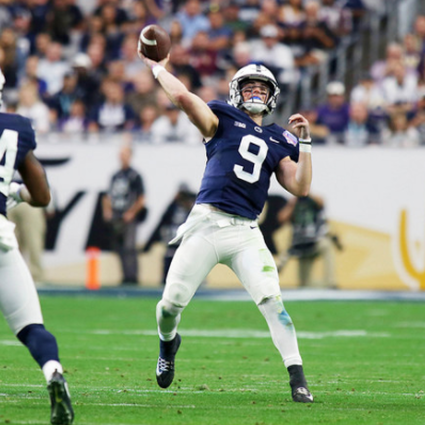 Penn State Football: McSorley Opens With 18/1 Heisman Odds
