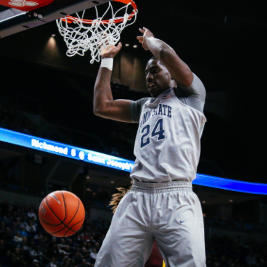 Penn State Basketball: Watkins Grabs 19 Rebounds In 60-43 Victory Over Rutgers