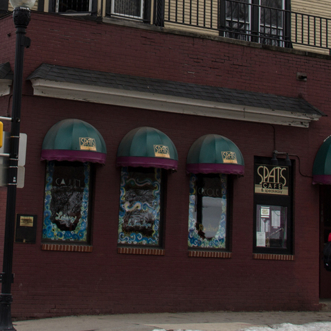 Spats Cafe Will Team with Allen Street Grill