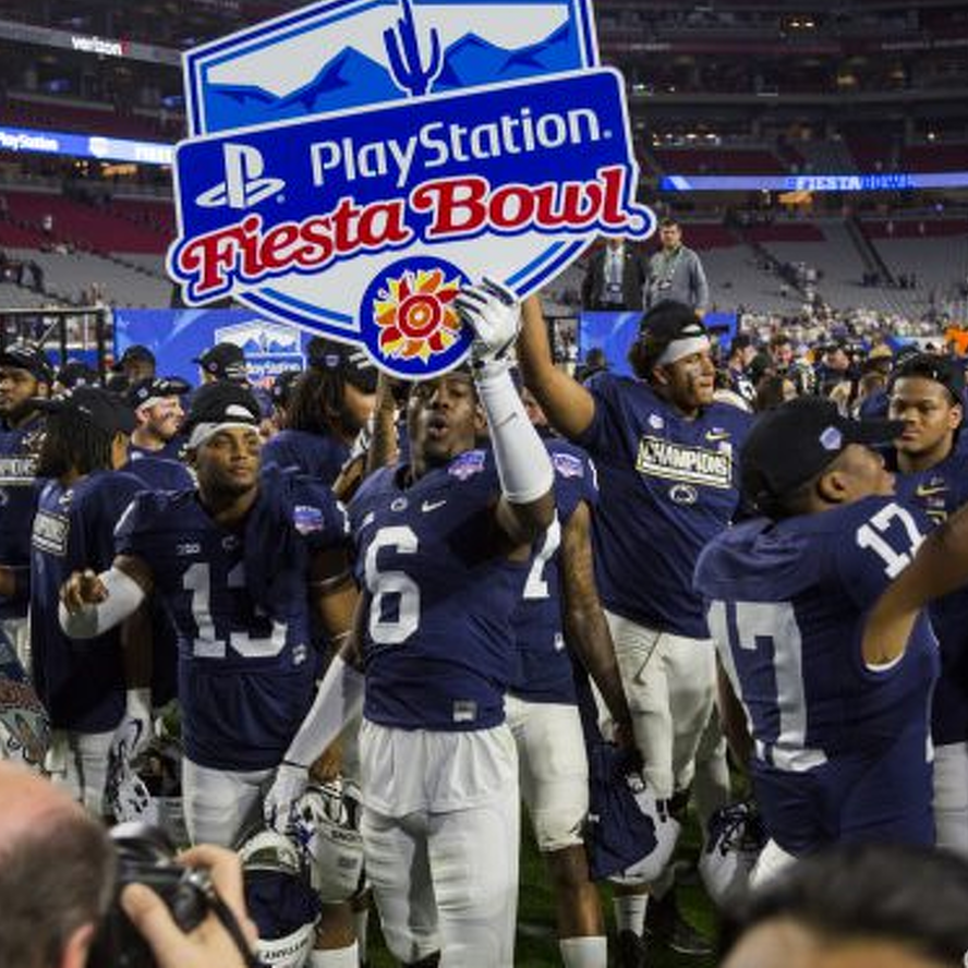 Penn State Football Wins Lambert Trophy