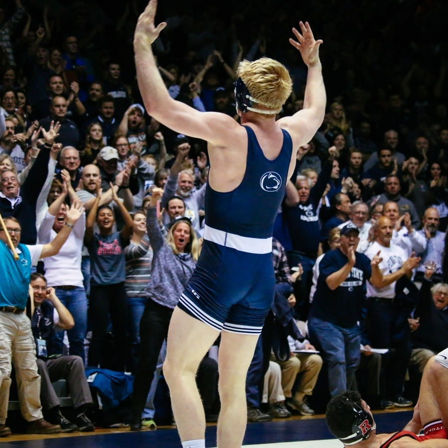 Ticket Prices Surge on the Secondary Market for Penn State-Ohio State Wrestling Dual