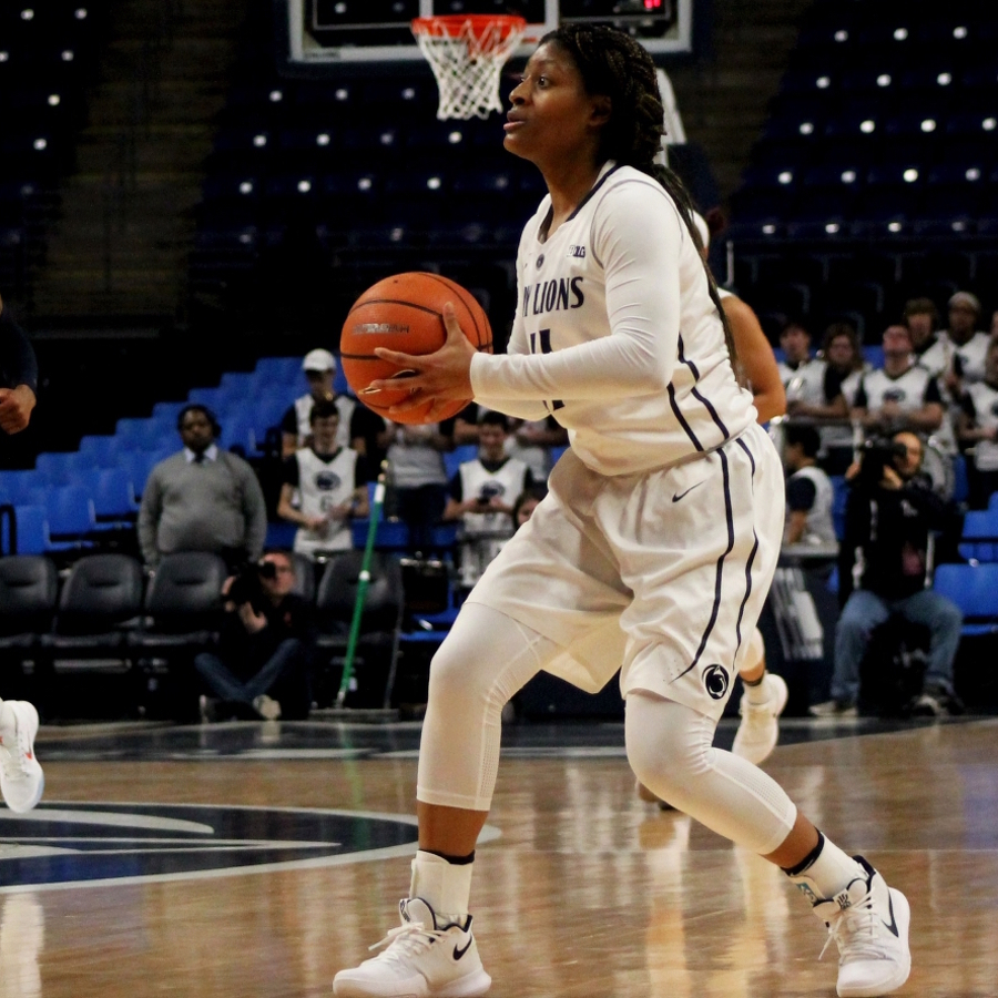 Lady Lions Cruise Past Michigan State