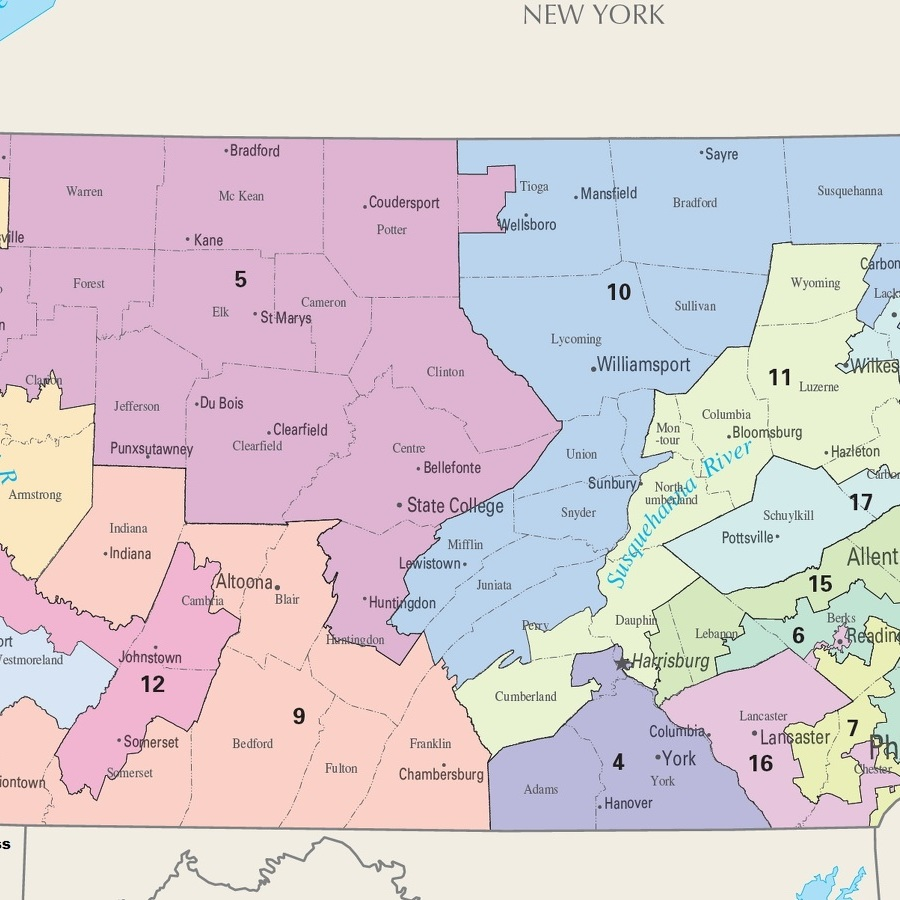 U.S. Supreme Court Allows Pennsylvania Congressional Redistricting to Move Forward