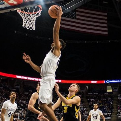 Penn State Basketball: Josh Reaves Throws Down Another SportsCenter Top 10 Dunk