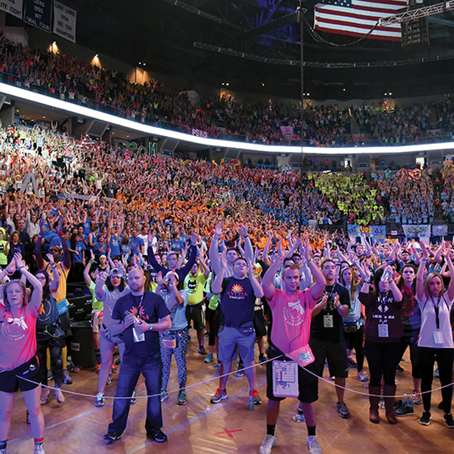 THON Experience Inspires Former Leaders as They Pursue Varied Careers