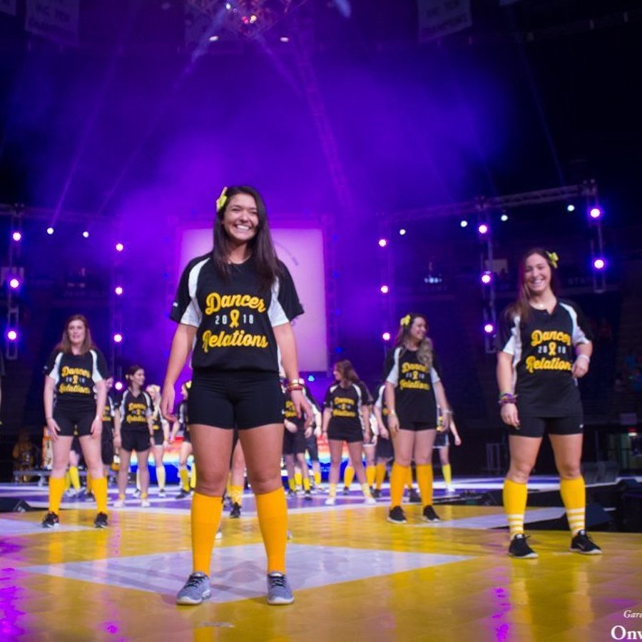 Learn the THON 2018 Line Dance