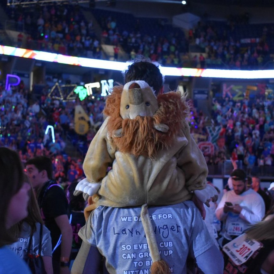 THON 2018 Gets Under Way at Bryce Jordan Center