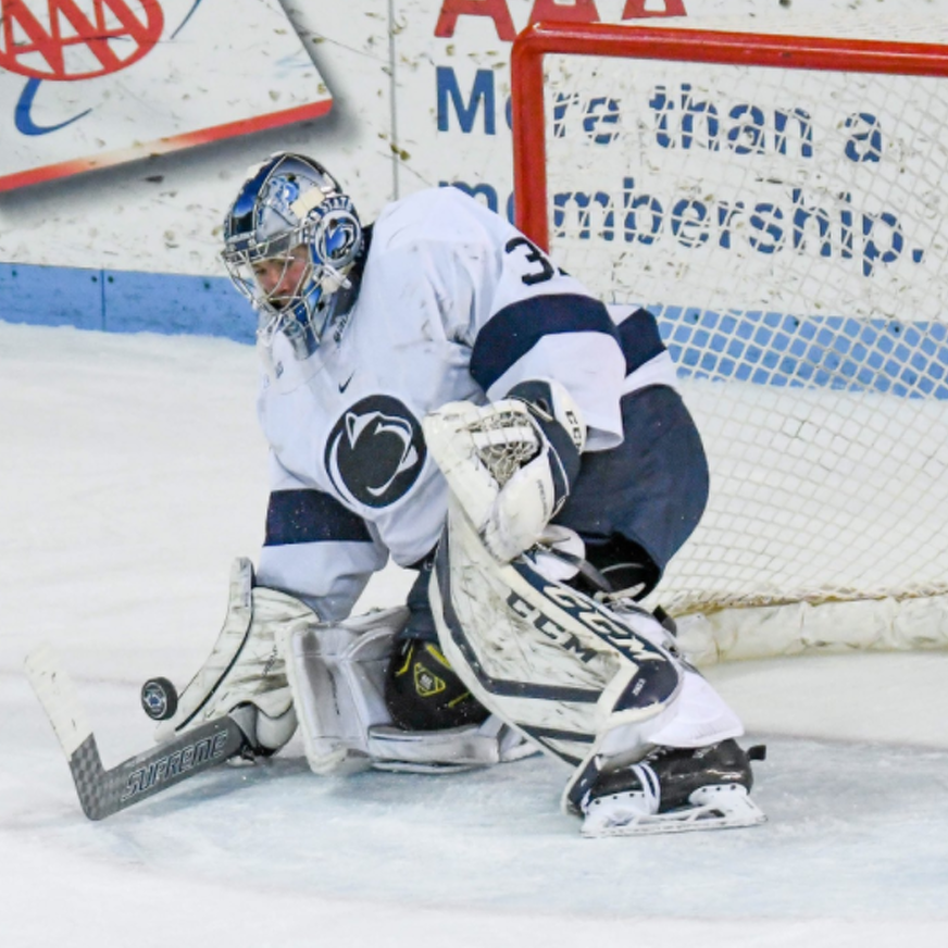 Penn State Hockey: Nittany Lions Earn Split With 3-2 Victory Over Michigan State
