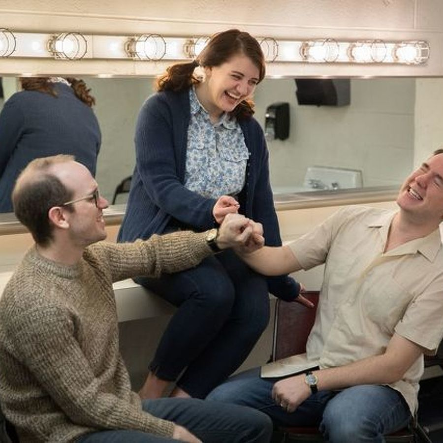 FUSE Productions Brings 'Merrily We Roll Along' to Schwab Auditorium