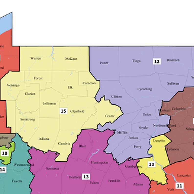 New Congressional Map Means Changes for Democrats Who Were Looking to Challenge Thompson