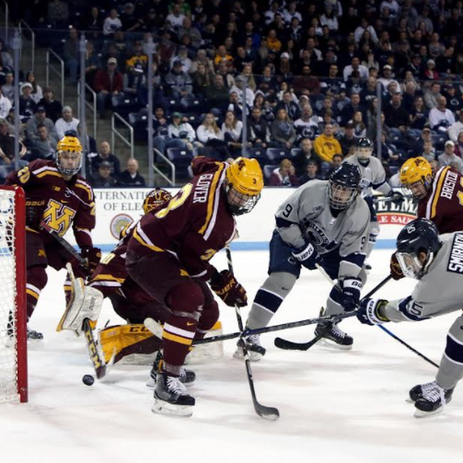 Penn State Hockey: Nittany Lions Complete Sweep Of No. 8 Minnesota With 5-2 Win