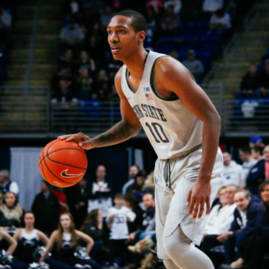 Penn State Basketball: Without Watkins, Nittany Lions Fall 76-64