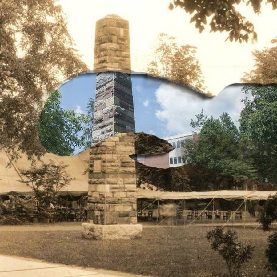 Augmented Reality App Brings Penn State's Obelisk Monument to Life