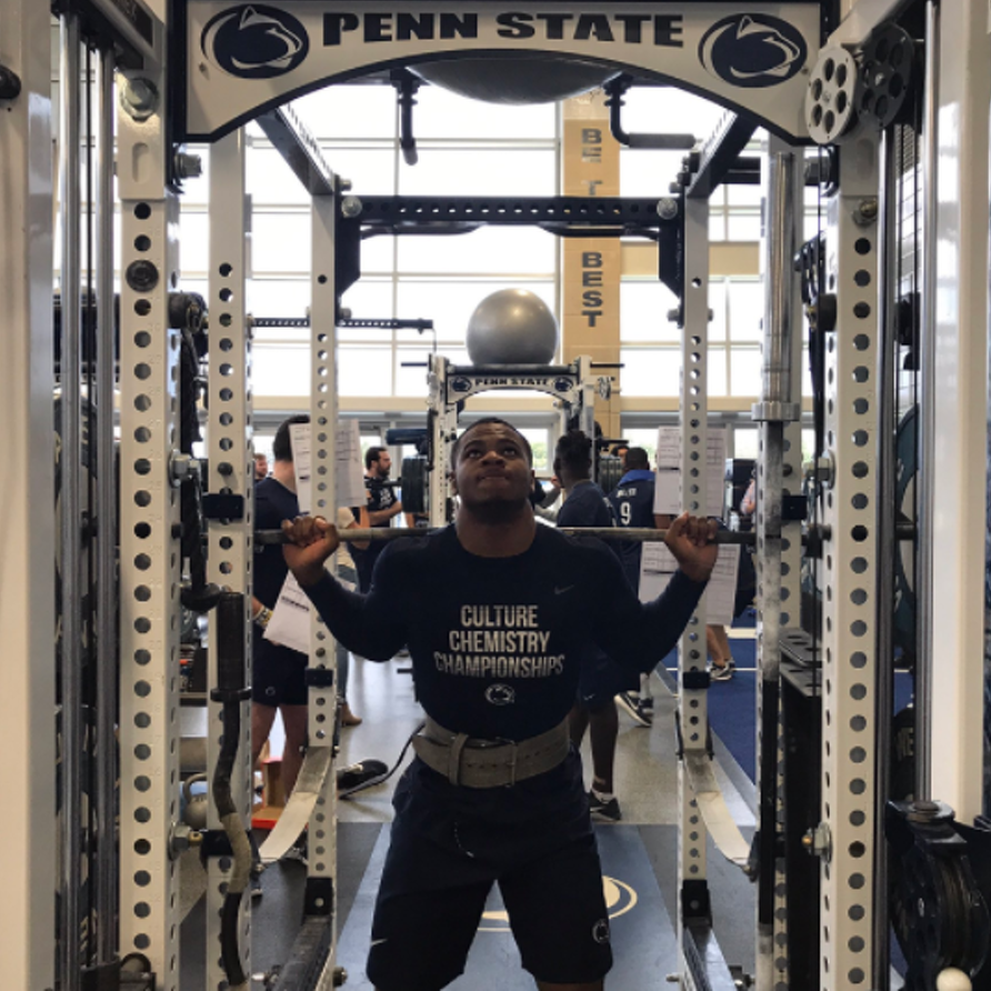 Penn State Football: Parsons Just One Of The Guys As Winter Workouts Finish