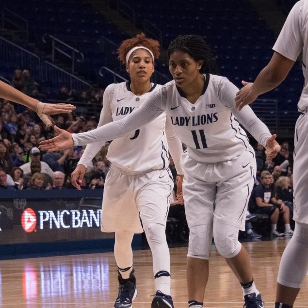 Behind Page's Career-High Scoring, Lady Lions Advance in Big Ten Tournament