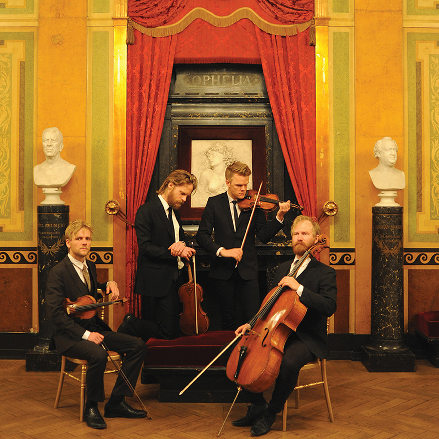 Scandinavian string players to perform classical and folk in Schwab concert