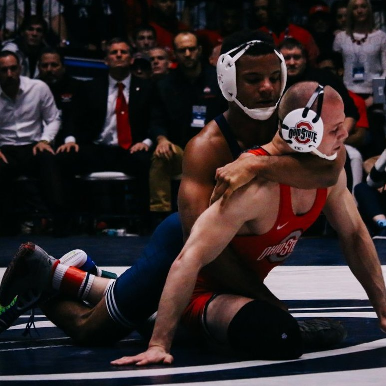 Penn State Wrestling Earns Seven Top Five Seeds for NCAA Championships