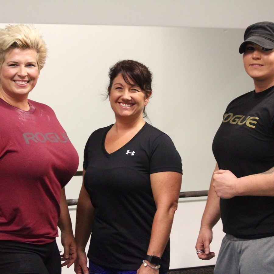 Local Women Are Setting Powerlifting Records