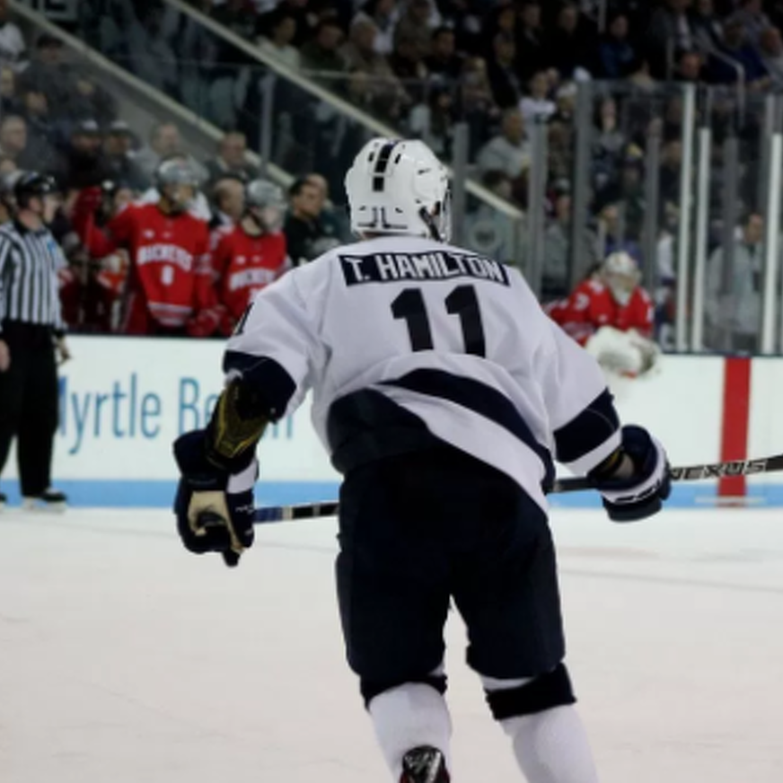 Penn State Hockey: Nittany Lions Fall 3-2 In Final Seconds To Notre Dame In Big Ten Semifinals
