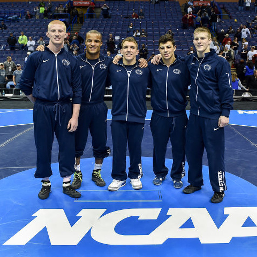 Penn State Wrestling: Ironhead Offers an Insider's View of Cael's Crew