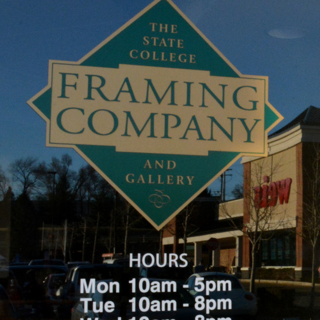 State College Framing Company Show Features Work of Local Photographers