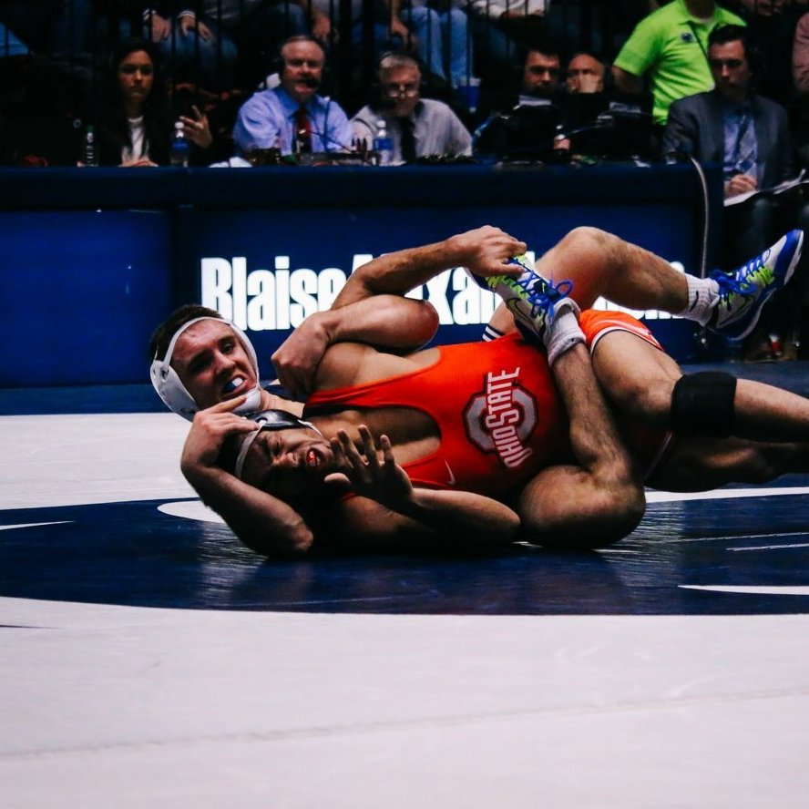 Penn State Wrestling Rebounds from Poor Start at First Session of NCAA Championships